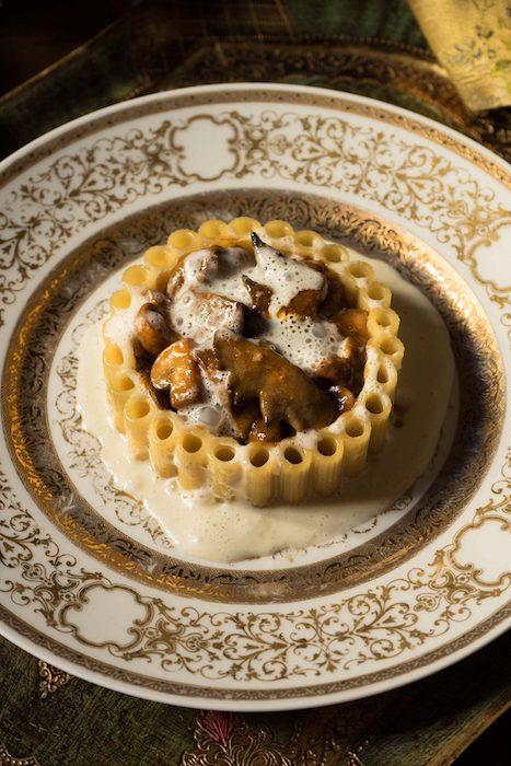 Timbale aux béatilles les hardis cuisine francaise
