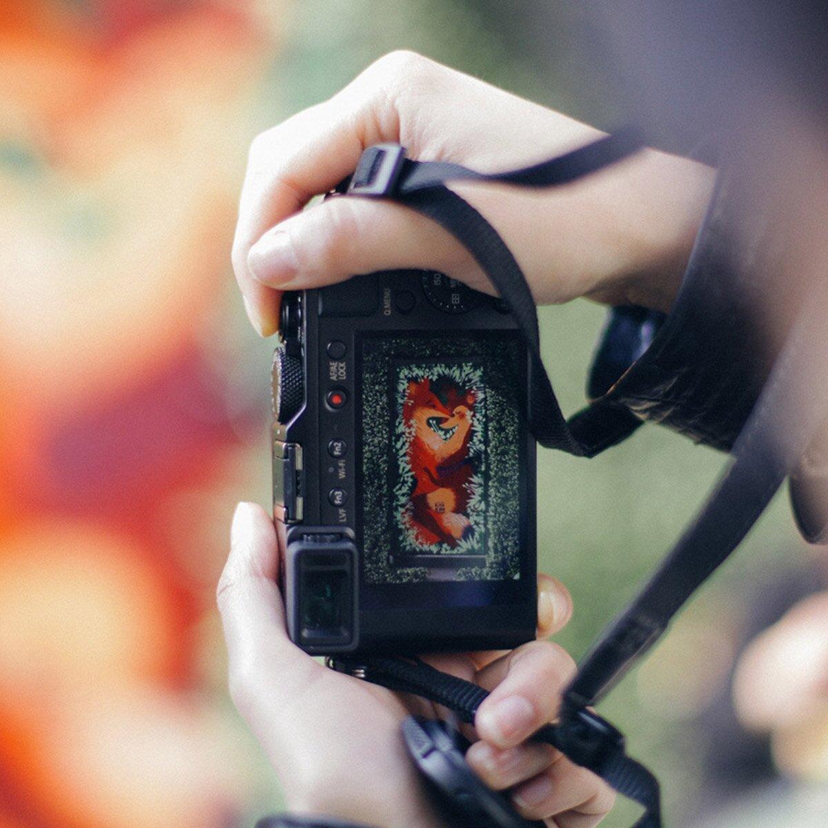 Cours de photo dans un Paris insolite