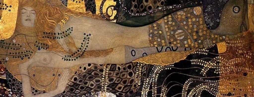 gustav-klimt-les-serpents-de-leau-1904-1907-les-hardis