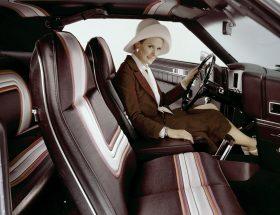 En voiture avec Pierre Cardin