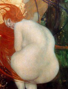 Gustav_Klimt_poisson-rouge-les-hardis-1
