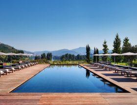 Un week-end au Portugal, ou plutôt à l'hôtel Six Senses