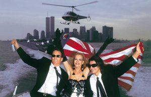 202) BIS Karen Mulder, fashion by Kimijima, L'Officiel, New York, 1995 copie