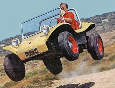 En voiture avec Bruce Meyers