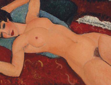 Amedeo Modigliani, le nu féminin passionnel