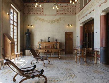 Les aventuriers du goût: la villa Kérylos