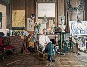 Portrait d'artisan : Frantz Wehrlé