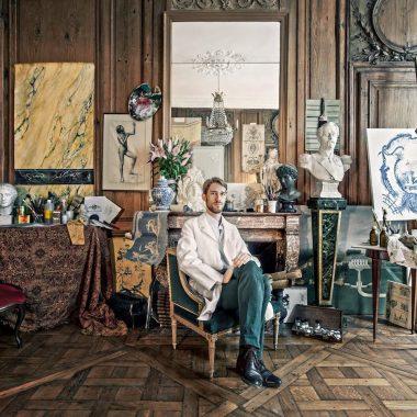 Portrait d'artisan : Frantz Wherlé