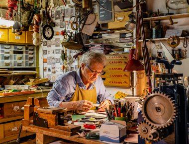 Portrait d'artisan : Gilles Jonemann, créateur de bijoux