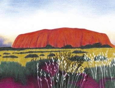 Beau livre : l'Australie selon Gabriella Giandelli