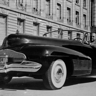 Buick Y-Job : les prémices du concept-car