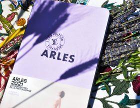 Les Hardis à Arles avec le Louis Vuitton City Guide