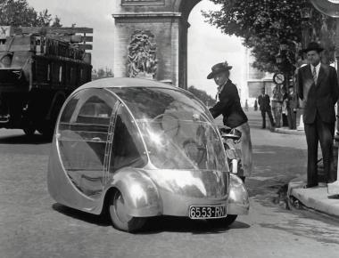 Petite histoire de la voiture électrique