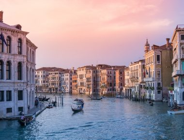 Avis aux amateurs : voir Venise vide (et mourir) c'est maintenant