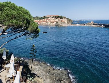 Prolonger l'été aux Roches Brunes à Collioure