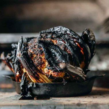 Cuisine au feu de bois en plein Paris